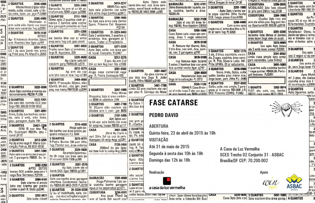 Pedro David - Fase Catarse